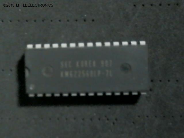 1 K6X1008C2D-DB70 SAMSUNG RAM IC DIP USA QUICK SHIP